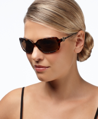 Fossil Sunglasses, Thora Rectangle