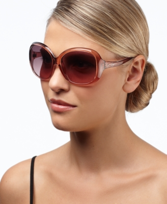 Jessica Simpson Sunglasses, Oversized Mod Square