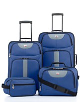 4-Pc. Luggage Set