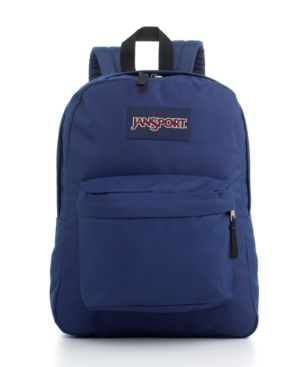 Jansport Backpack, SuperBreak Navy