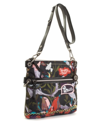 The Sak Handbag, Artist Circle Crossbody