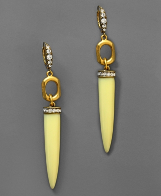 Rachel Rachel Roy Earrings, Ivory