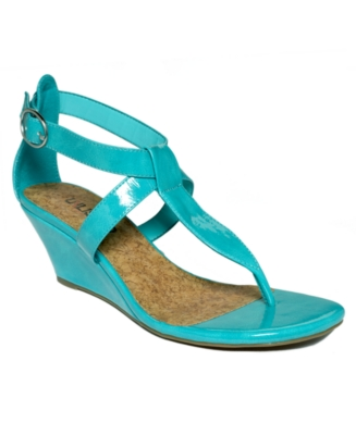 Unlisted Shoes, Local Train Sandals Women's Shoes - Wedges