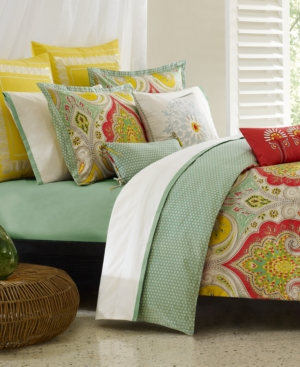 Echo Bedding, Jaipur California King Comforter Set Bedding