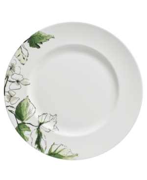 Vera Wang Wedgwood Dinnerware, Floral Leaf Dinner Plate
