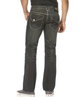 Do Denim Jeans, Superstitch Straight Leg