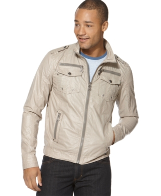 X-Ray Jacket, Patch Pockets - Outerwear