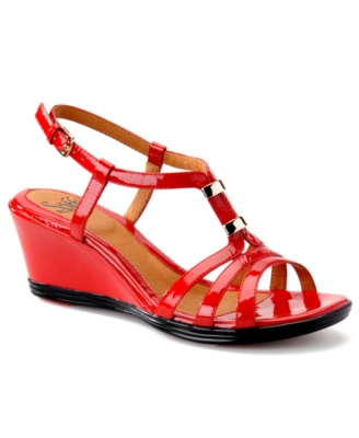 Sofft Shoes, Lena Wedges Women's Shoes