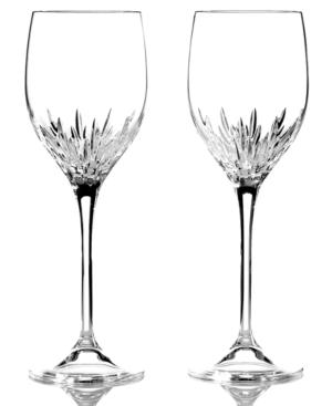 Vera Wang Wine Glasses, Set of 2 Duchesse