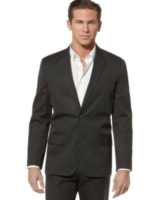 Calvin Klein Jacket, Two Button Blazer