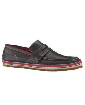 Cole Haan Shoes, Air Blaine Ribbon Penny Loafers Men's Shoes