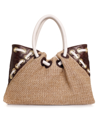 Rampage Handbag, Gathered Tote