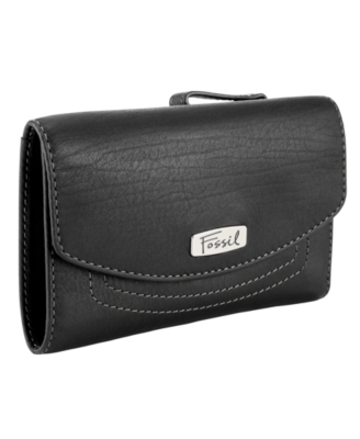 Fossil Wallet, Hanover Multifunction