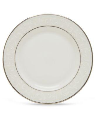 Lenox Opal Innocence Appetizer Plate