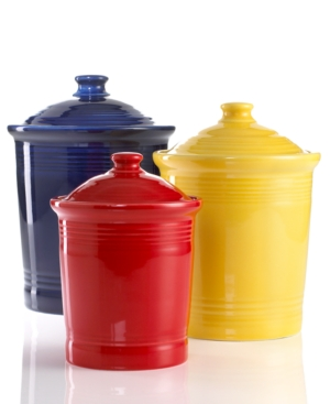 fiesta® canisters, large