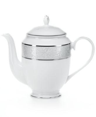 Mikasa Parchment Coffee Pot