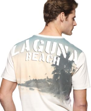 Nautica T Shirt, Laguna Beach Graphic