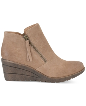 Sofft Salem Wedge Booties Women's Shoes