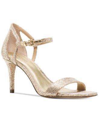 macys glitter sandals