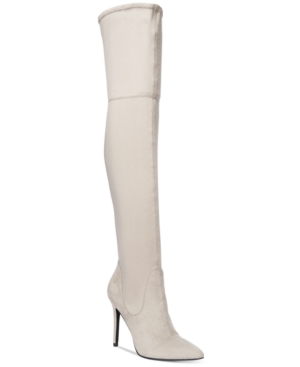 Charles by Charles David Premium Over-The-Knee Lycra Boots Women's Shoes