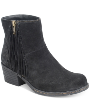 b.o.c. Elise Ankle Booties Women's Shoes