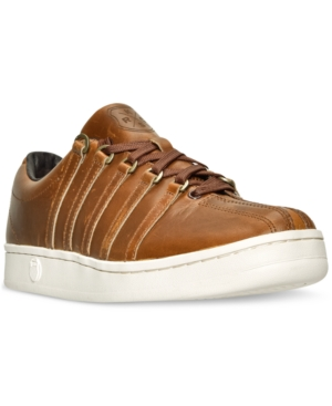 K-Swiss Men's Classic 66 Horween Casual Sneakers from Finish Line