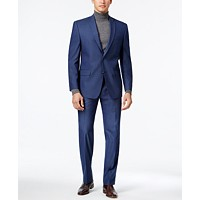 Marc New York by Andrew Marc Men's Classic-Fit Stretch Suits Deals