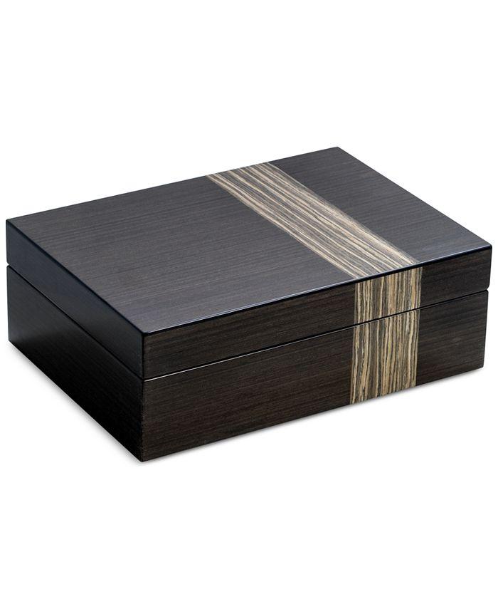 Bey-Berk - Wood Valet Box