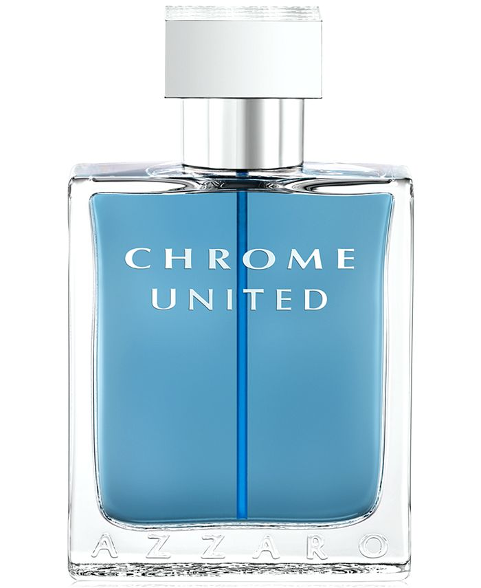 Azzaro - CHROME UNITED by  Fragrance Collection