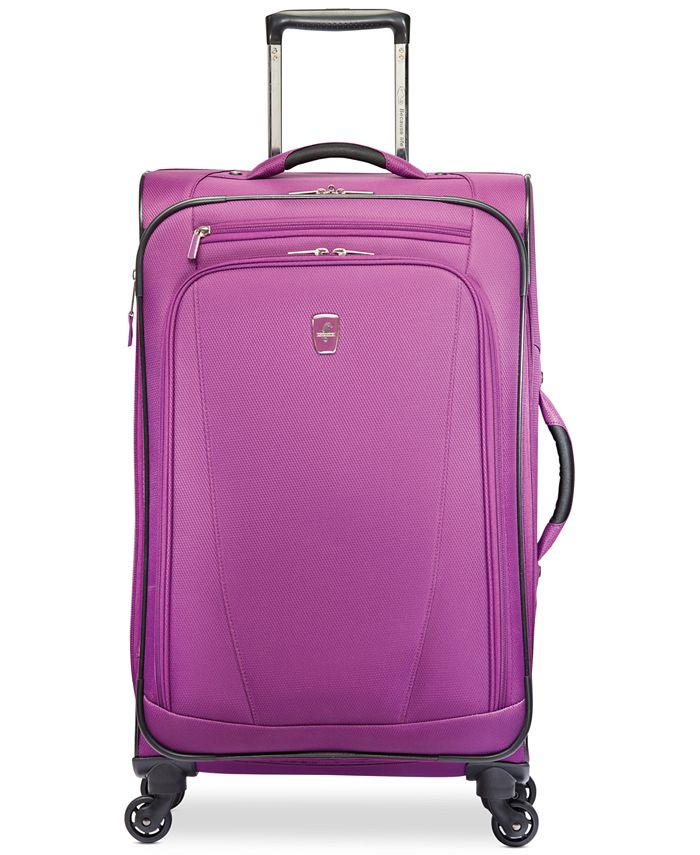 """Atlantic - Infinity Lite 3 25"""" Expandable Spinner Suitcase"""