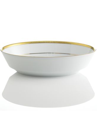 "Charter Club ""Grand Buffet Gold"" Vegetable Bowl"