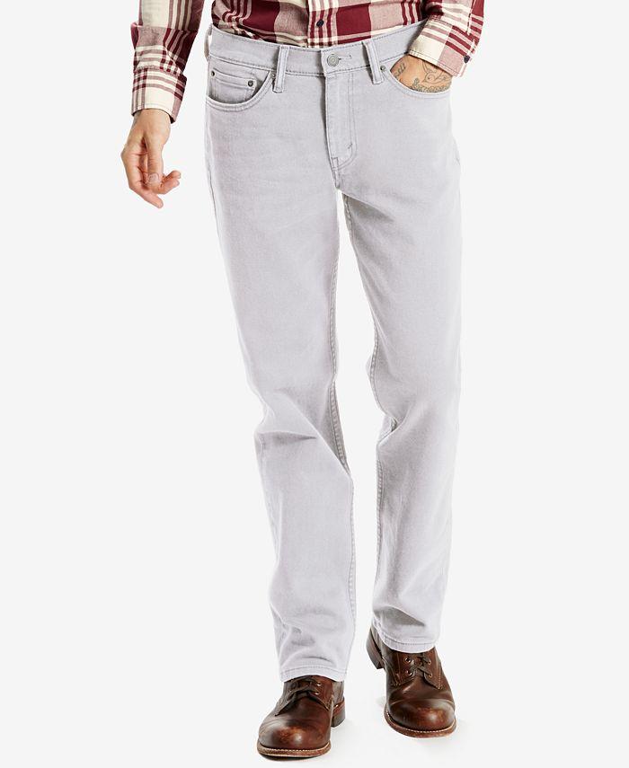 Levi's - Men's 514 Straight-Leg Corduroy Pants