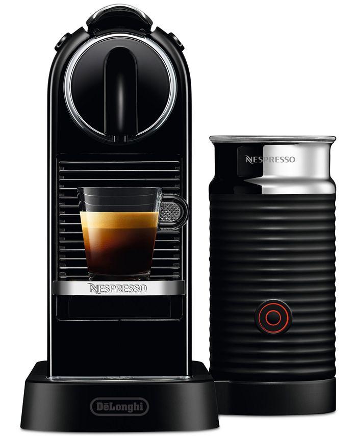 Nespresso - CitiZ & Aeroccino Frother