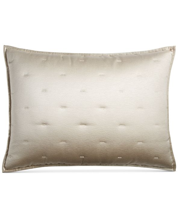 Hotel Collection Fresco Quilted Standard Sham, Created for Macy's