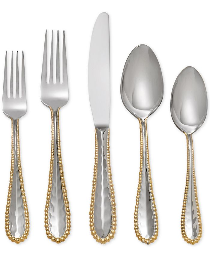 Michael Aram - Molten Gold Collection 5-Piece Place Setting
