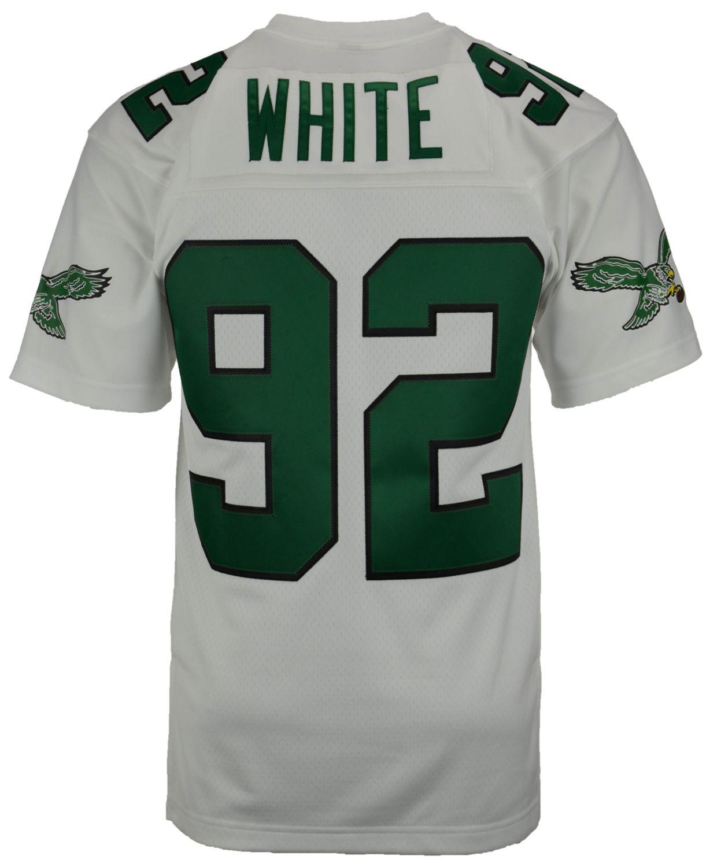 Mitchell & Ness Men's Reggie White Philadelphia Eagles Replica Throwback Jersey  & Reviews - Sports Fan Shop By Lids - Men - Macy's