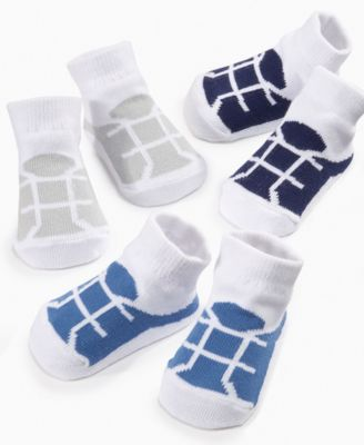 Baby Socks, Baby Boys Starters Sock Pack