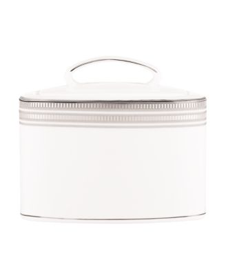 kate spade new york Palmetto Bay Sugar Bowl with Lid