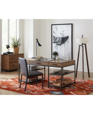 Furniture Gatlin Home Office Desk Created For Macy S Reviews Furniture Macy S