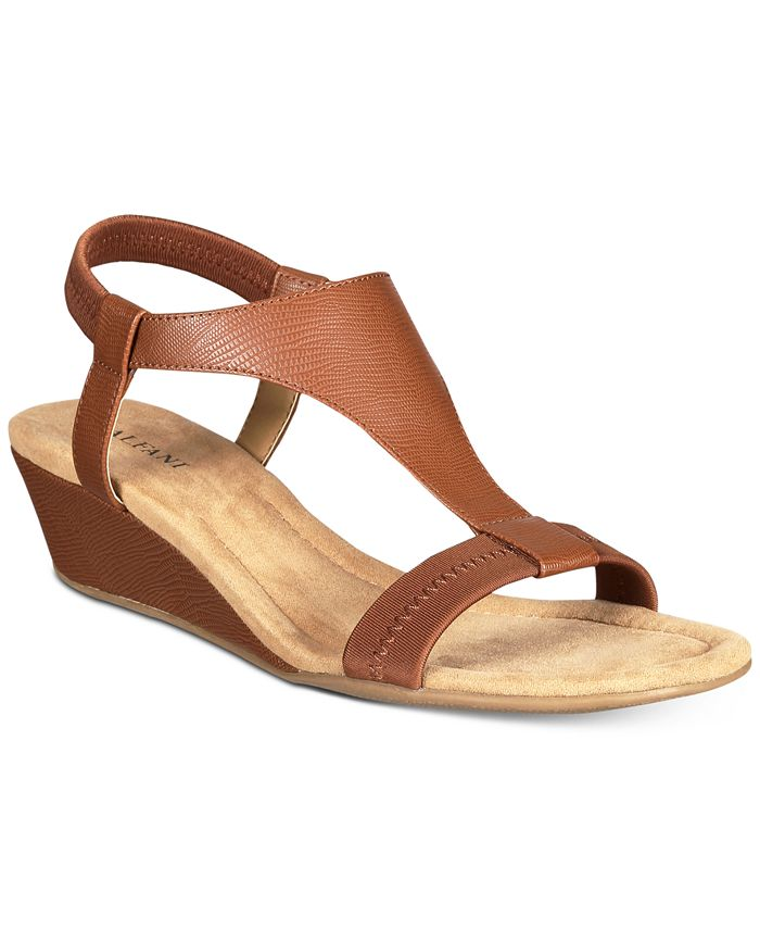 Alfani - Vacanza Wedge Sandals