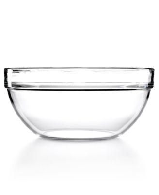 Martha Stewart Collection Mixing Bowl, 6.34 Qt.