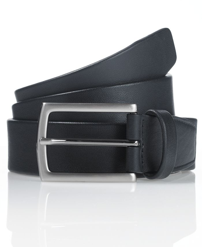 Perry Ellis Portfolio - Belt, Leather Casual Belt