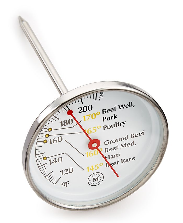 Martha Stewart Collection - Meat Thermometer
