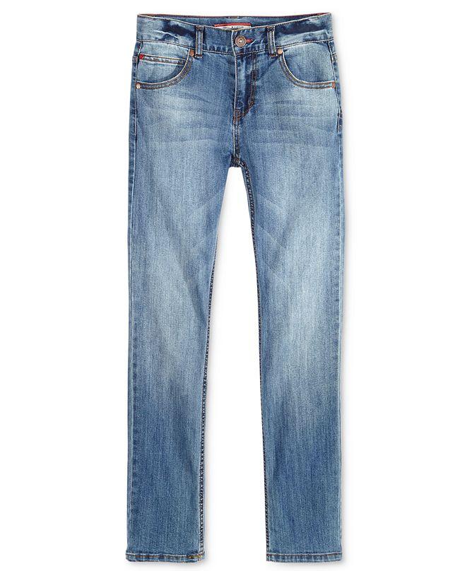 Tommy Hilfiger Toddler Boys Regular-Fit Blue Stone Jeans