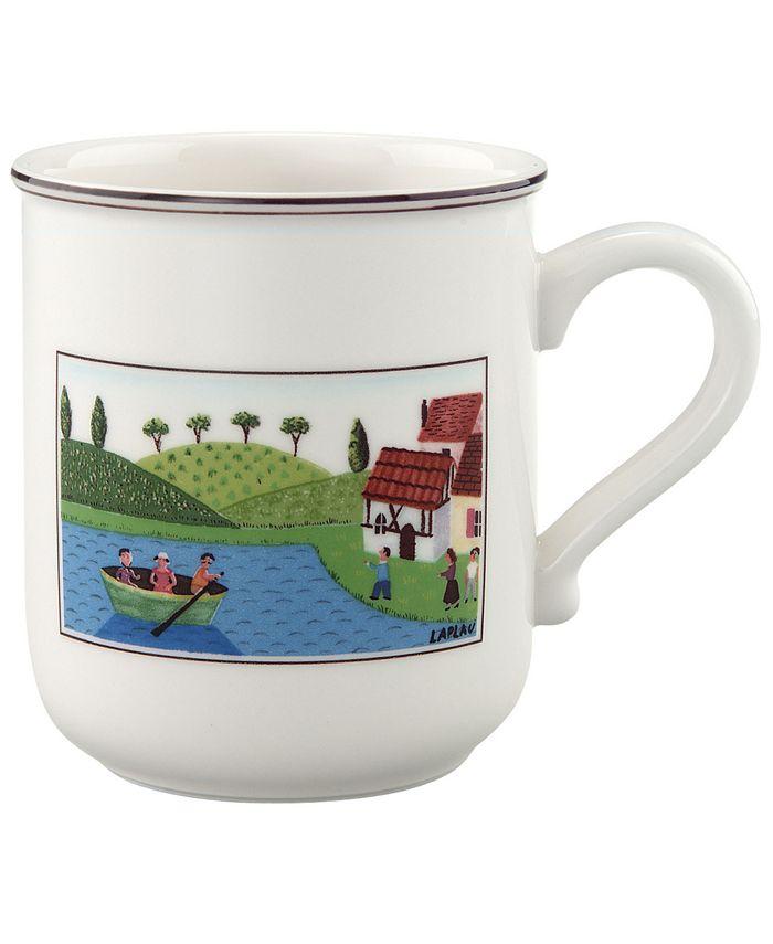 Villeroy & Boch - Dinnerware, Design Naif Mug Boaters
