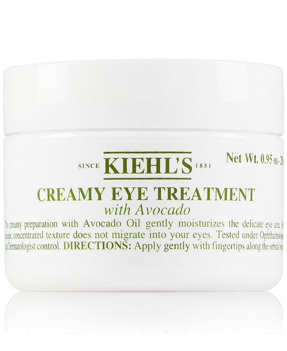 Kiehl's Since 1851 Creamy Eye Treatment With Avocado, 0.95-oz.