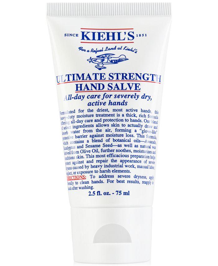 Kiehl's Since 1851 - Ultimate Strength Hand Salve, 2.5-oz.