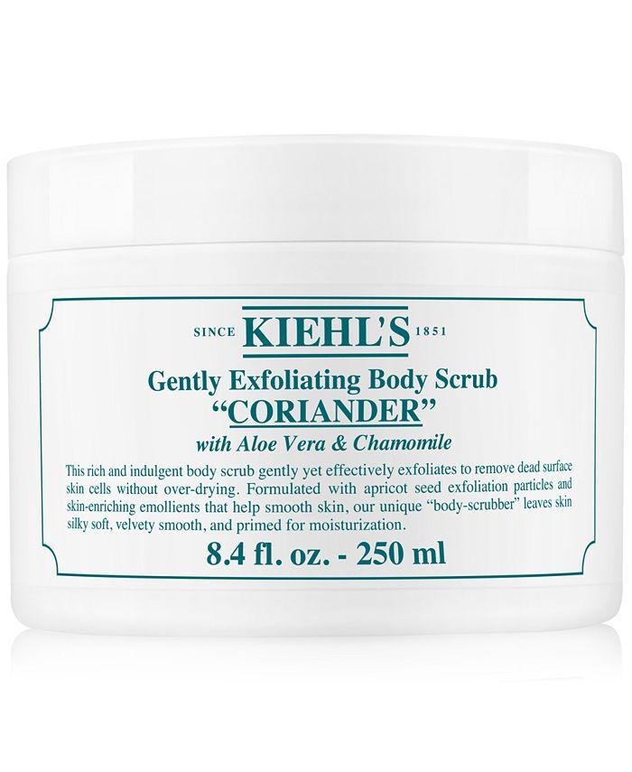Kiehl's Since 1851 - Gently Exfoliating Body Scrub - Coriander, 8.4-oz.