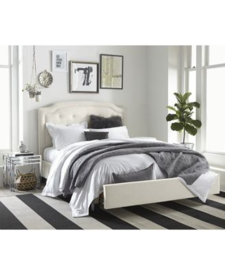 Malinda Upholstered Storage Queen Bed