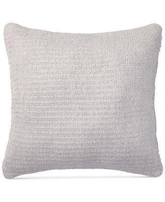 Lauren Ralph Lauren Alene Ribbon Knit 18 Square Decorative Pillow Reviews Decorative Throw Pillows Bed Bath Macy S